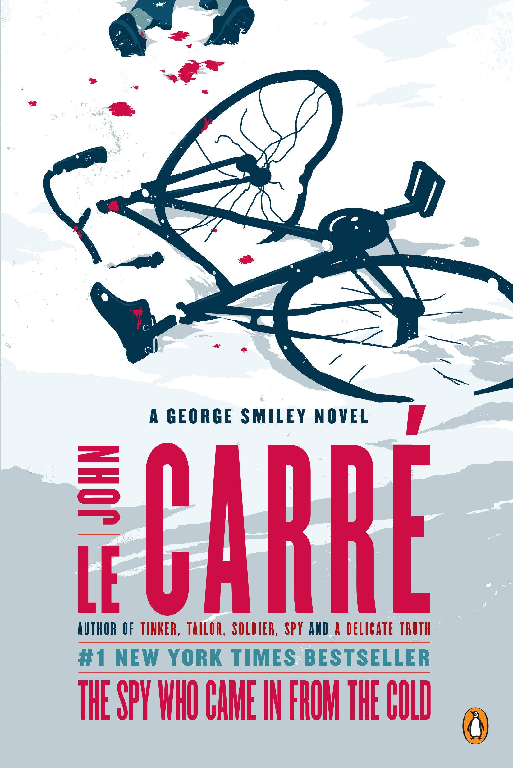 Amazon.com: The Spy Who Came in from the Cold: A George Smiley Novel  (George Smiley Novels) (2015143124757): le Carré, John: Books