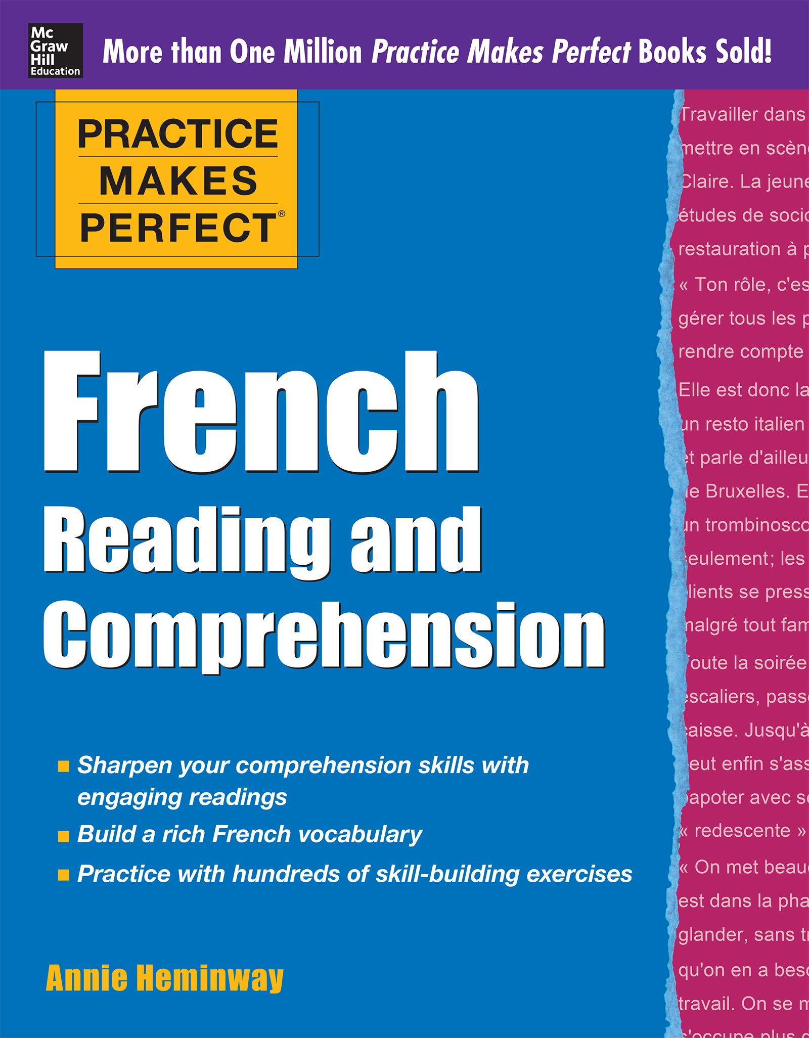 - Practice Makes Perfect French Reading And Comprehension (Practice