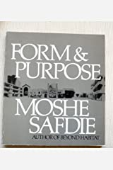Form and Purpose Paperback