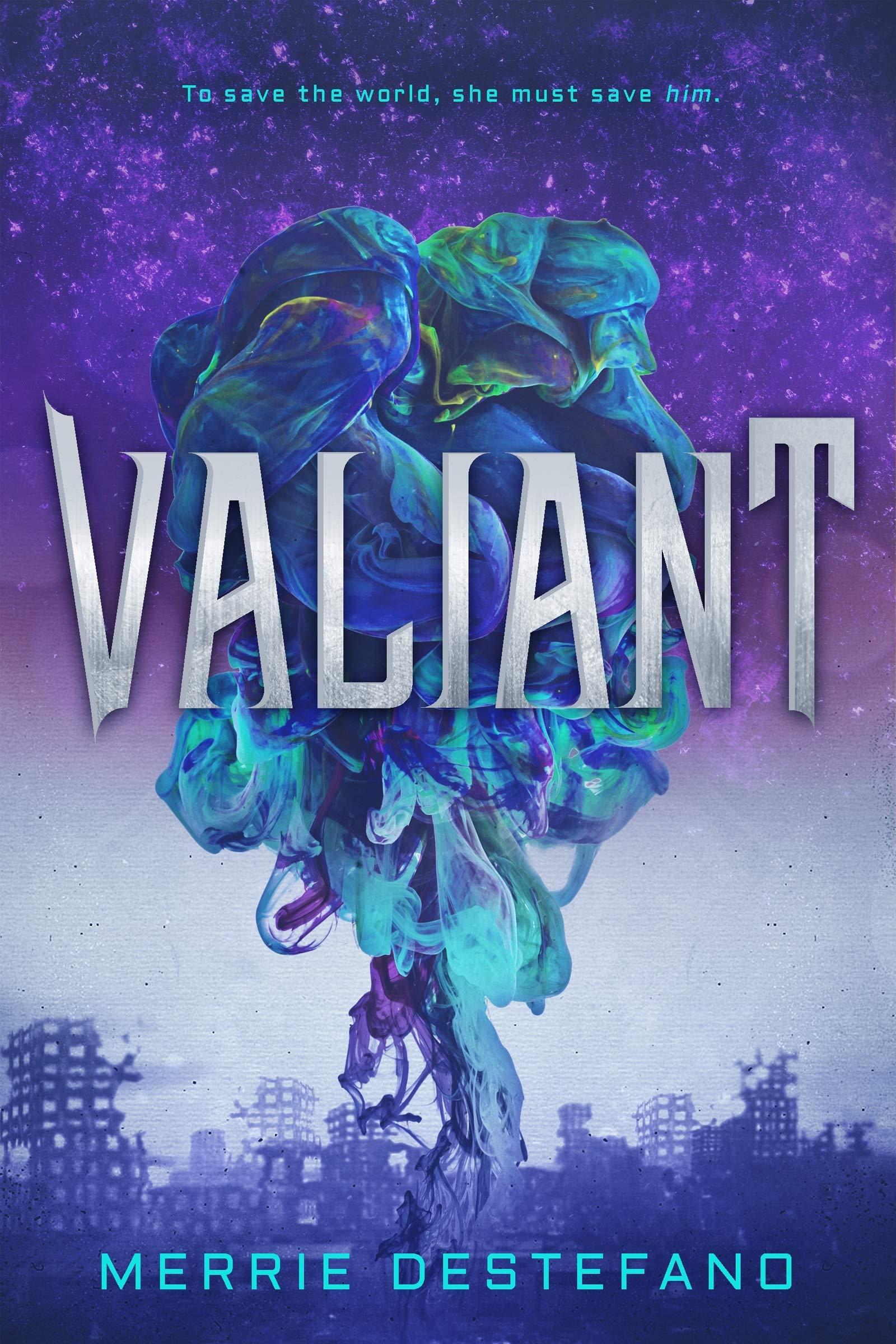 Amazon.com: Valiant (9781640634268): Destefano, Merrie: Books