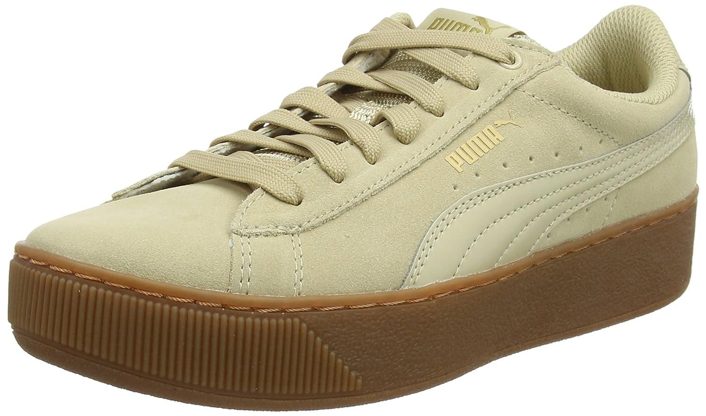 Donna  Uomo Puma Vikky Platform, scarpe da ginnastica Donna Aspetto estetico Primo gruppo di clienti Contrariamente allo stesso paragrafo | Export  | Uomini/Donne Scarpa