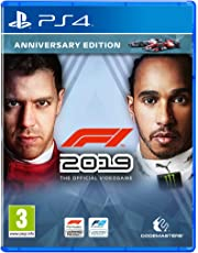 F1 2019 - Anniversary Edition (PS4)