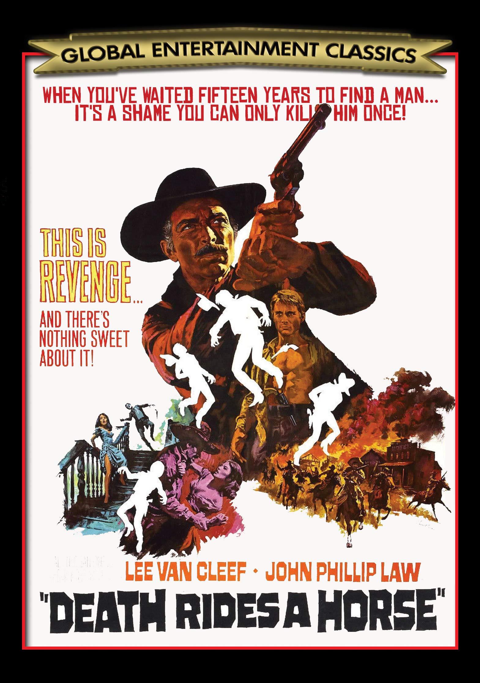 DVD : Death Rides A Horse (DVD)