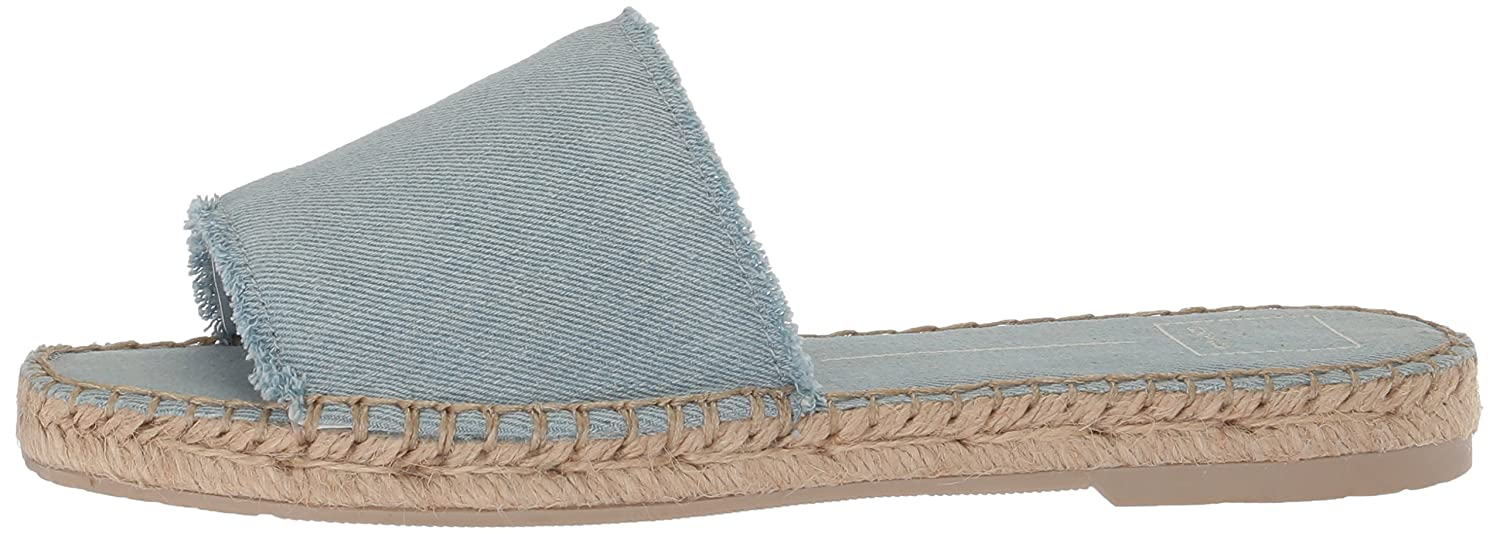 Dolce Vita Women's US|Lt Bobbi Slide Sandal B078BQYCRB 9.5 B(M) US|Lt Women's Blue Denim 327fe1