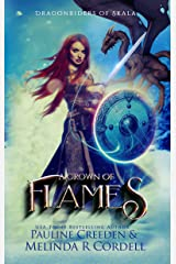 A Crown of Flames (Dragonriders of Skala Book 3)