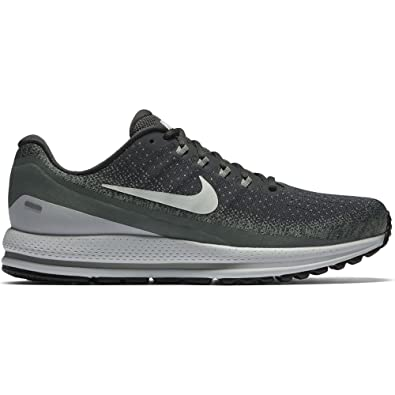 59c0904e69a6d ... release date nike mens air zoom vomero 13 running shoe anthracite  barely grey clay green 12.5 ...