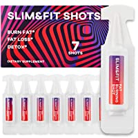 Slim&Fit Shots - The Only Working Weight Loss Pills for Women - Appetite Suppressant...