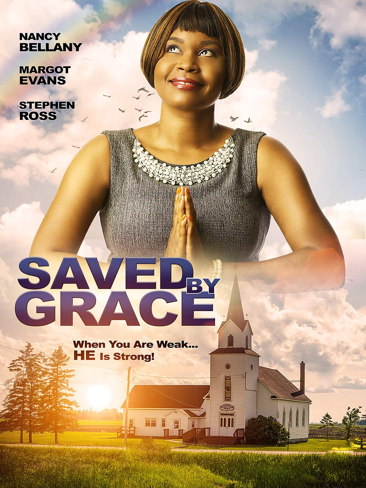Saved By Grace on Amazon Prime Video UK
