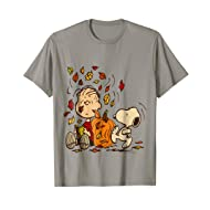 Peanuts Snoopy & Linus Fall