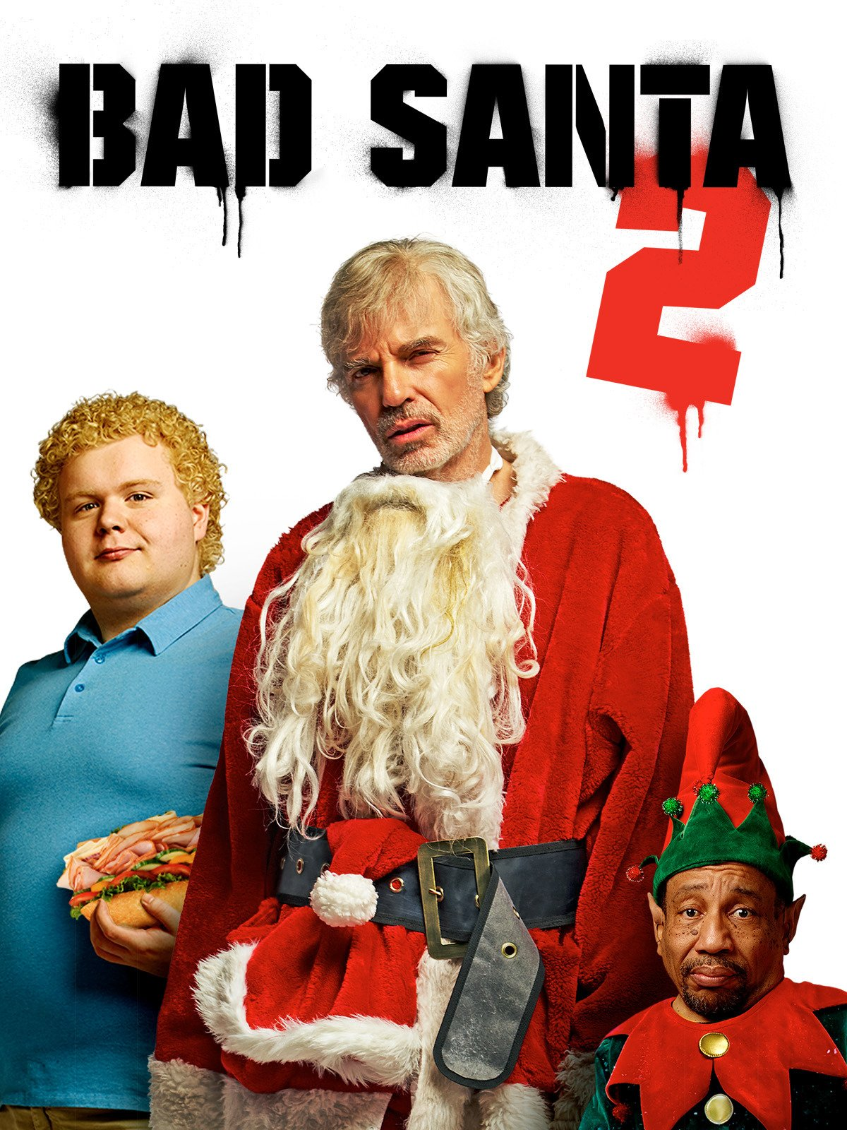 64919ffa61fbe Amazon.co.uk  Watch Bad Santa 2