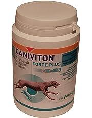 90 Tabletten Vetoquinol CANIVITON FORTE PLUS - Ergänzungsfuttermittel für Hunde zur Unterstützung der natürlichen Gelenkfunktion