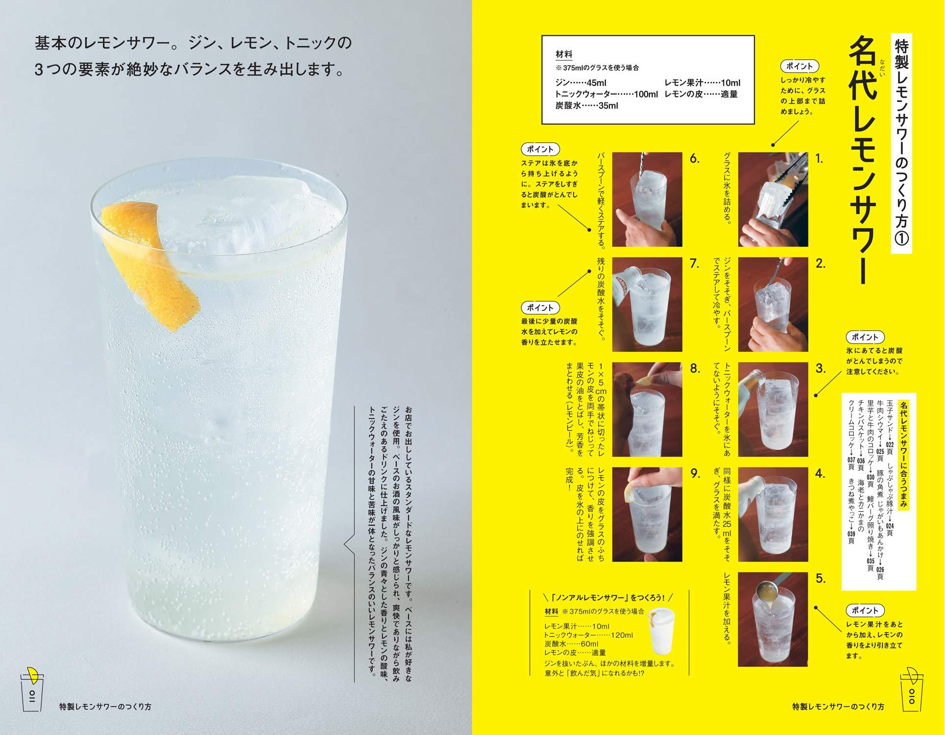 レモン サワー グラス
