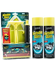 Stoner Car Care 1 Window and Windshield Kit Reach and Clean Tool (95160) with 2 Invisible Glass Cleaner (91164), 38. Fluid_Ounces