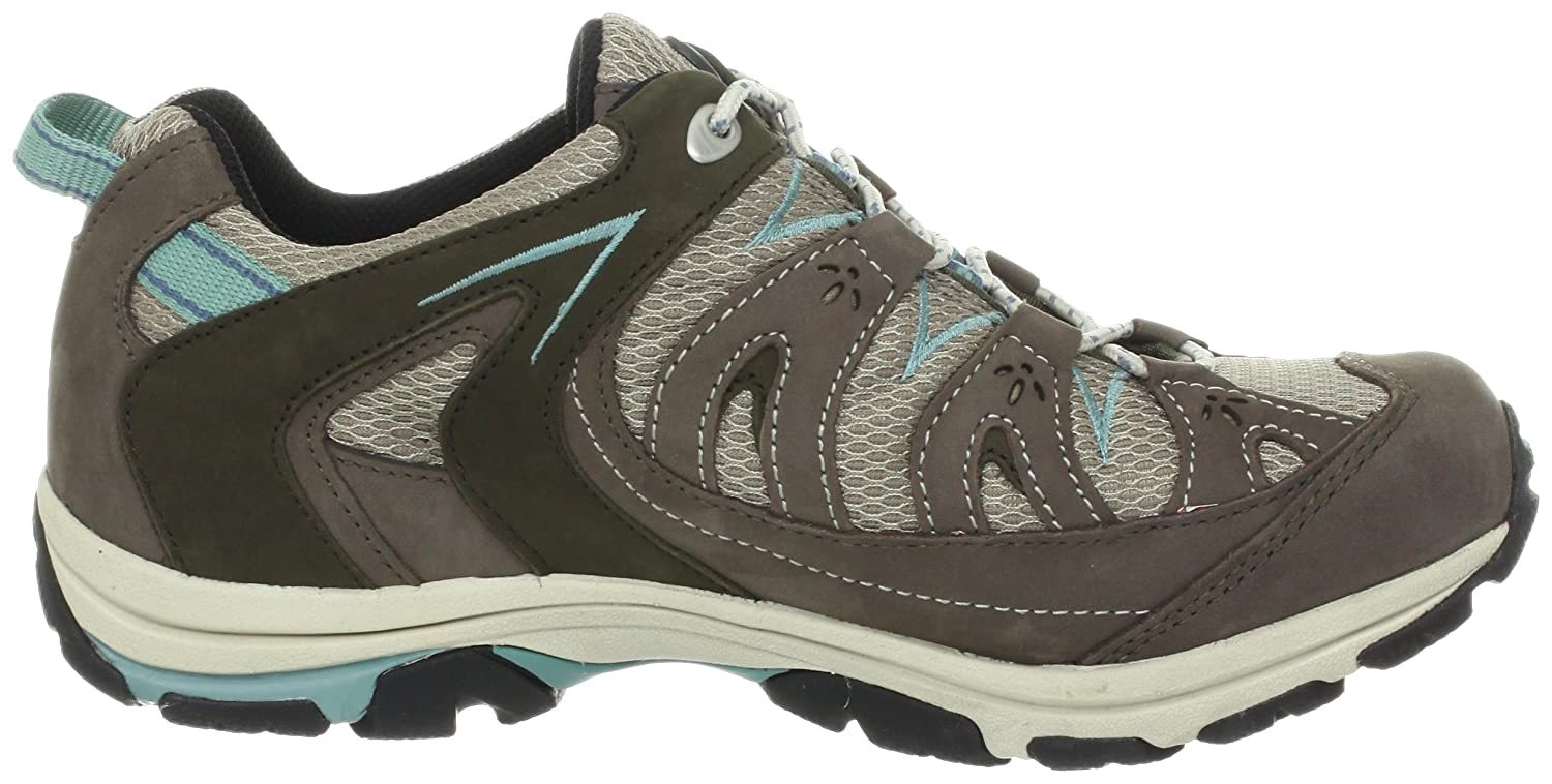 Oboz Women's Mystic Low BDRY Hiking Shoe B009OZEPOY 11 B(M) US|Bluebell