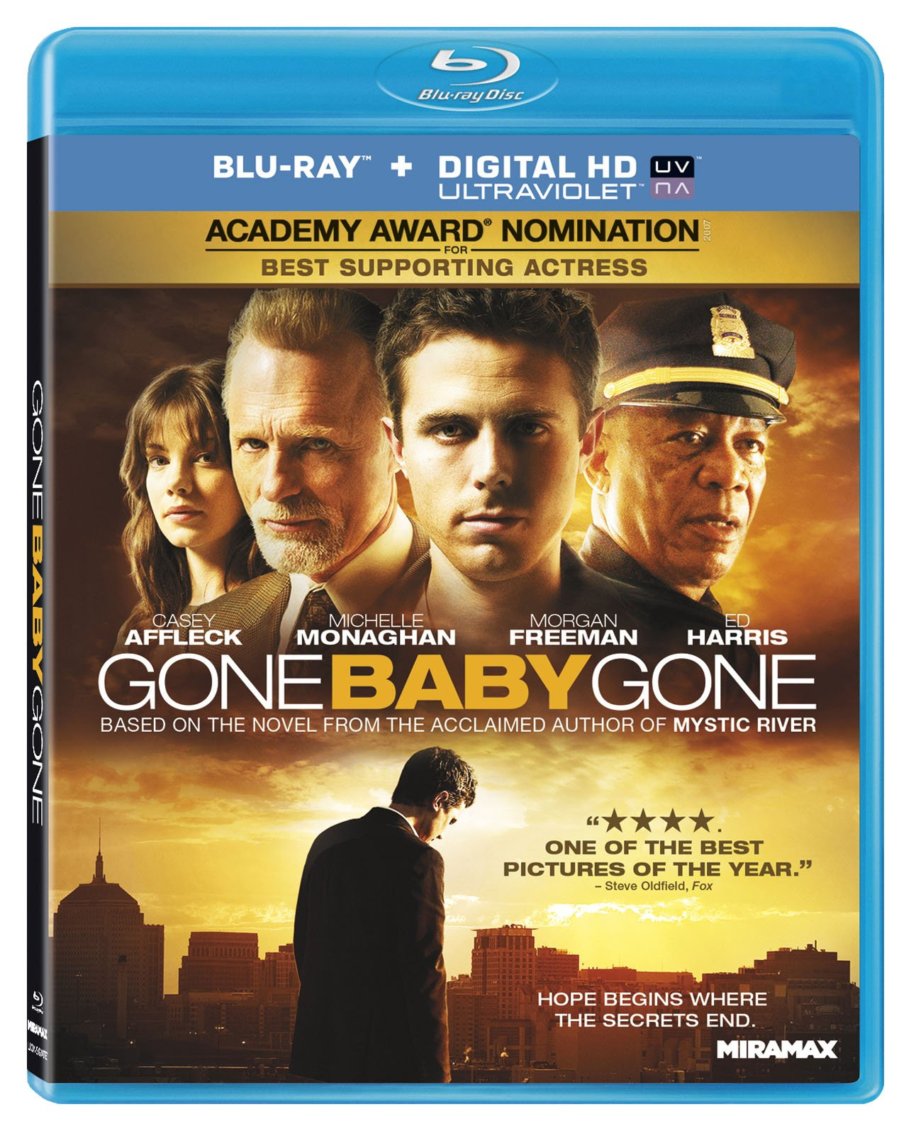 Blu-ray : Gone Baby Gone (Widescreen)
