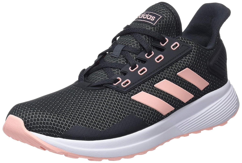 Adidas Damen Duramo 9 Fitnessschuhe Grau (Carbon Narcla Ftwbla 000) 41 1 3 EU