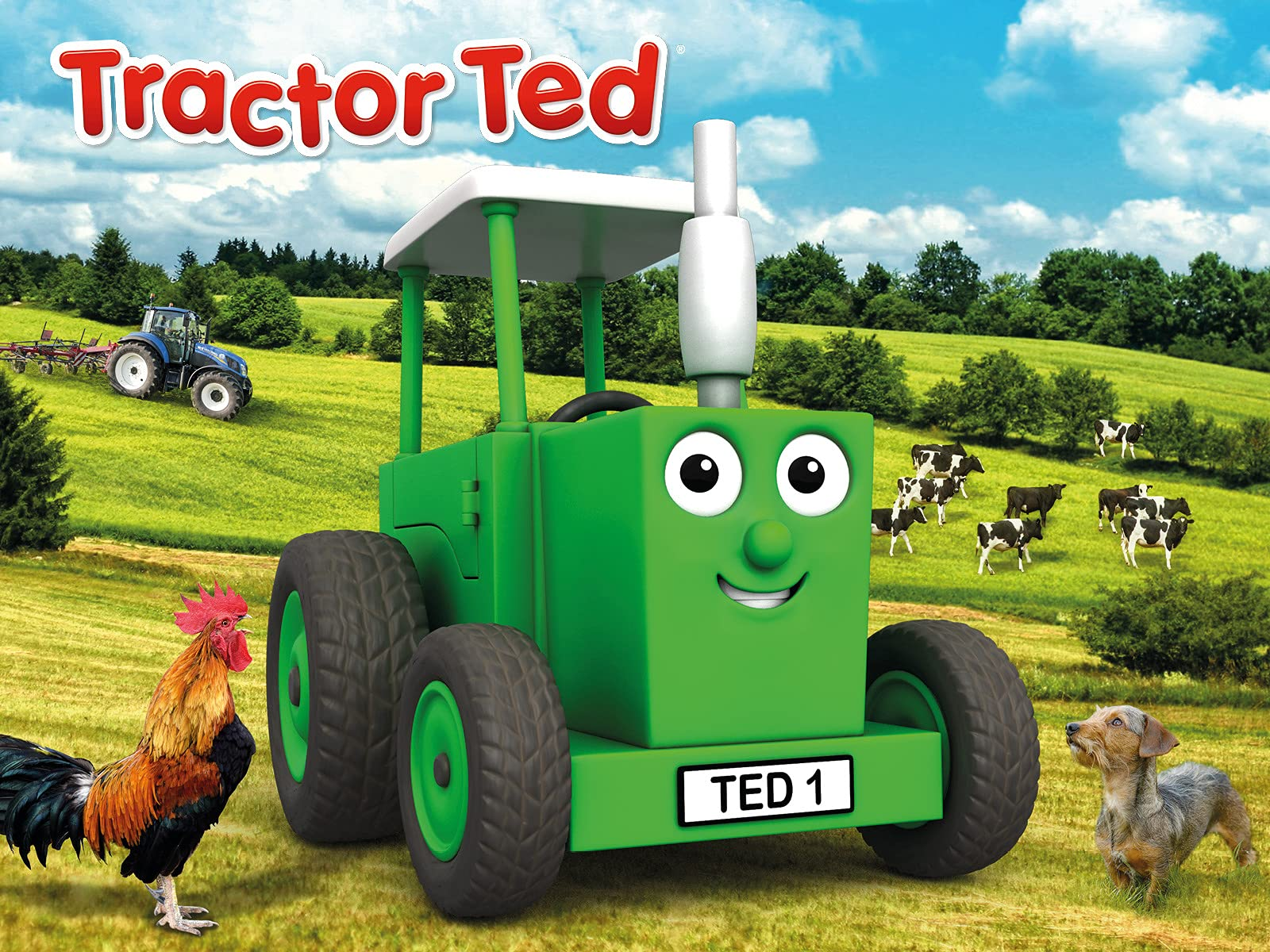 Tractor Ted on Amazon Prime Video UK