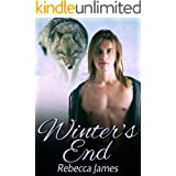 Winter's End: An MM Paranormal Shifter Mpreg Romance (Angel Hills Series Book 3)