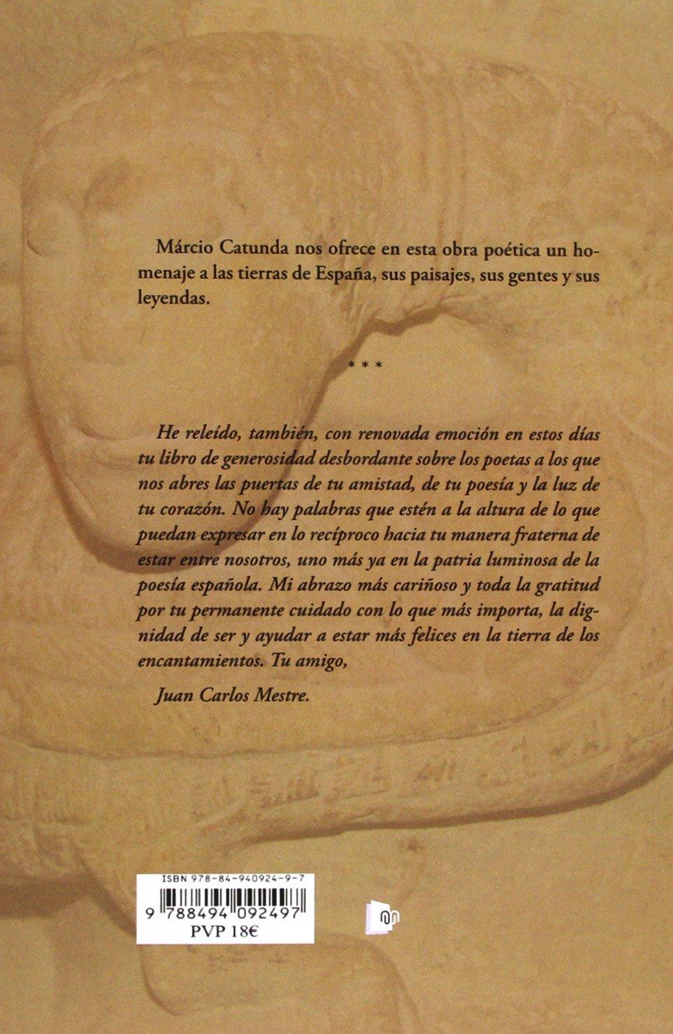 Paisajes Y Leyendas De España: Amazon.es: Catunda Marcio: Libros