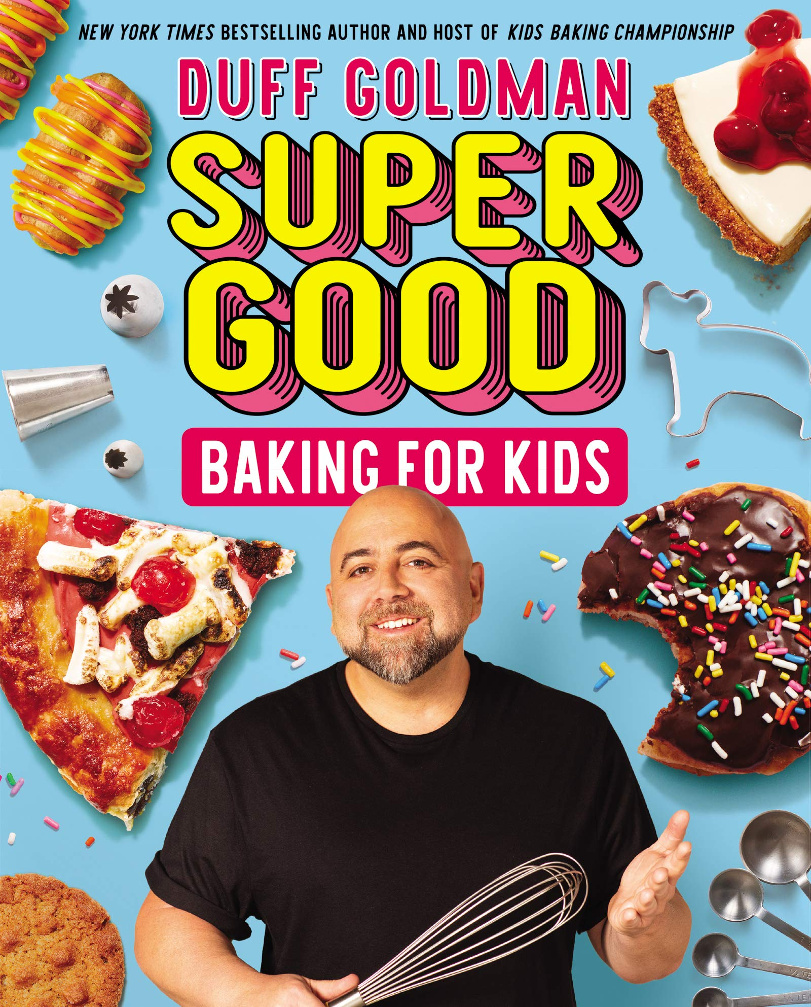 Super Good Baking for Kids
