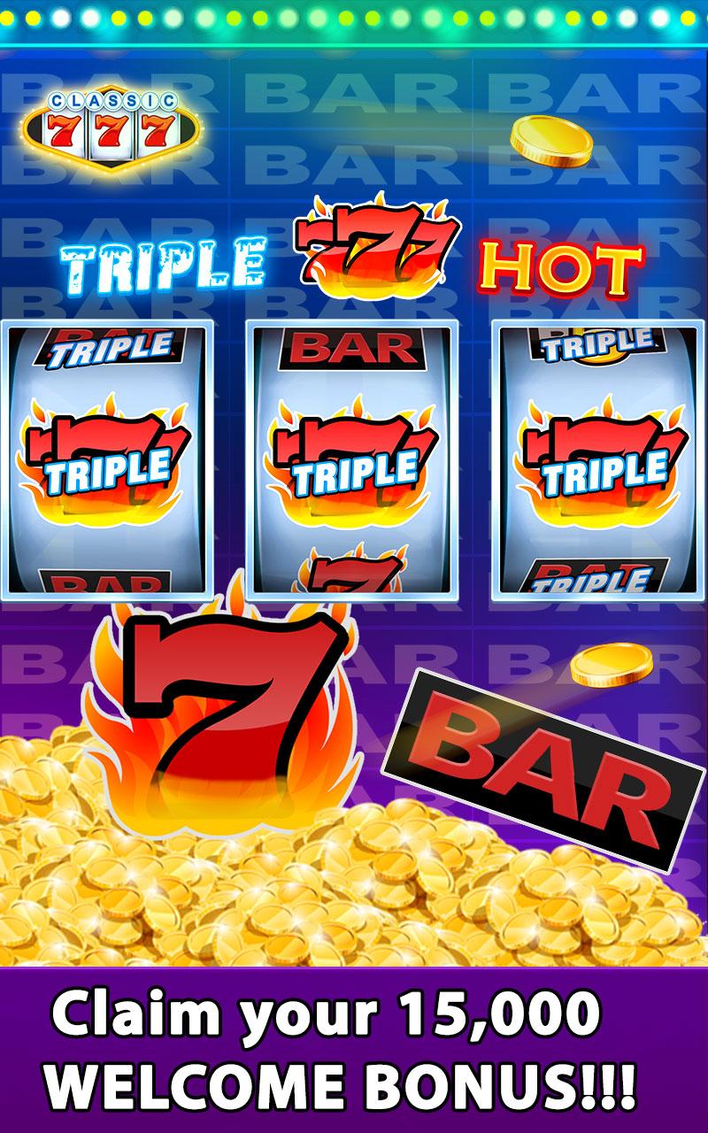 Slot machine 777 gratis