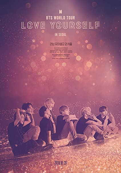 Bts love yourself tour in seoul full dvd