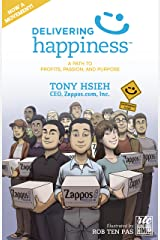 Delivering Happiness (English Edition) eBook Kindle