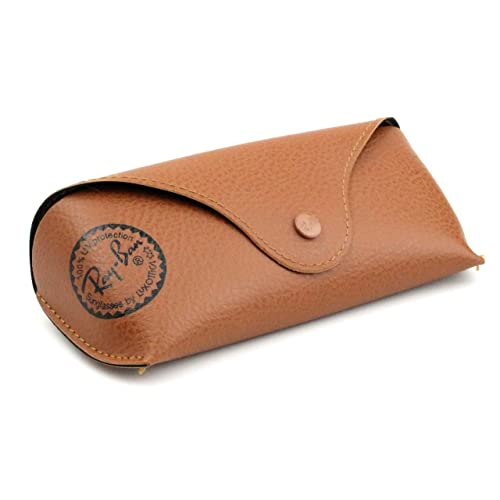 194dc27be219 ... rb4165 ray ban india 71c7b cae2e  czech ray ban original brown leather  style medium case fits most rayban sunglasses rb3025 b9c25 8d577