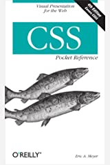 CSS Pocket Reference: Visual Presentation for the Web Kindle Edition