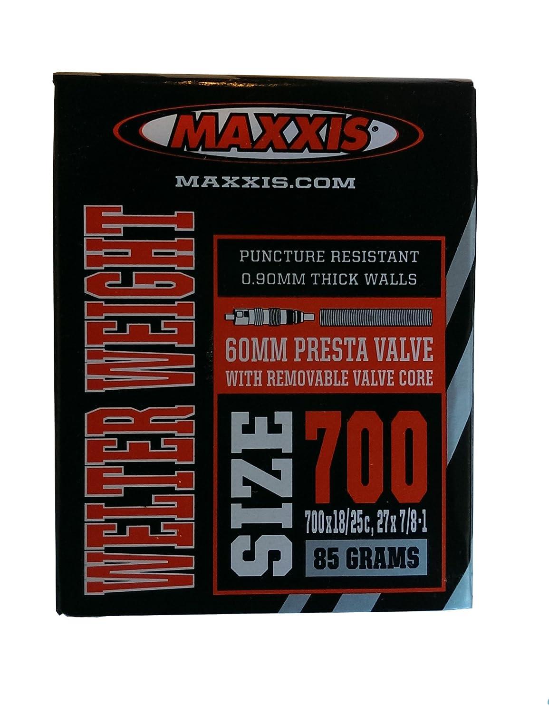Maxxis Presta-Ventil 60 mm Welterweight Tube (700 x 18–25)