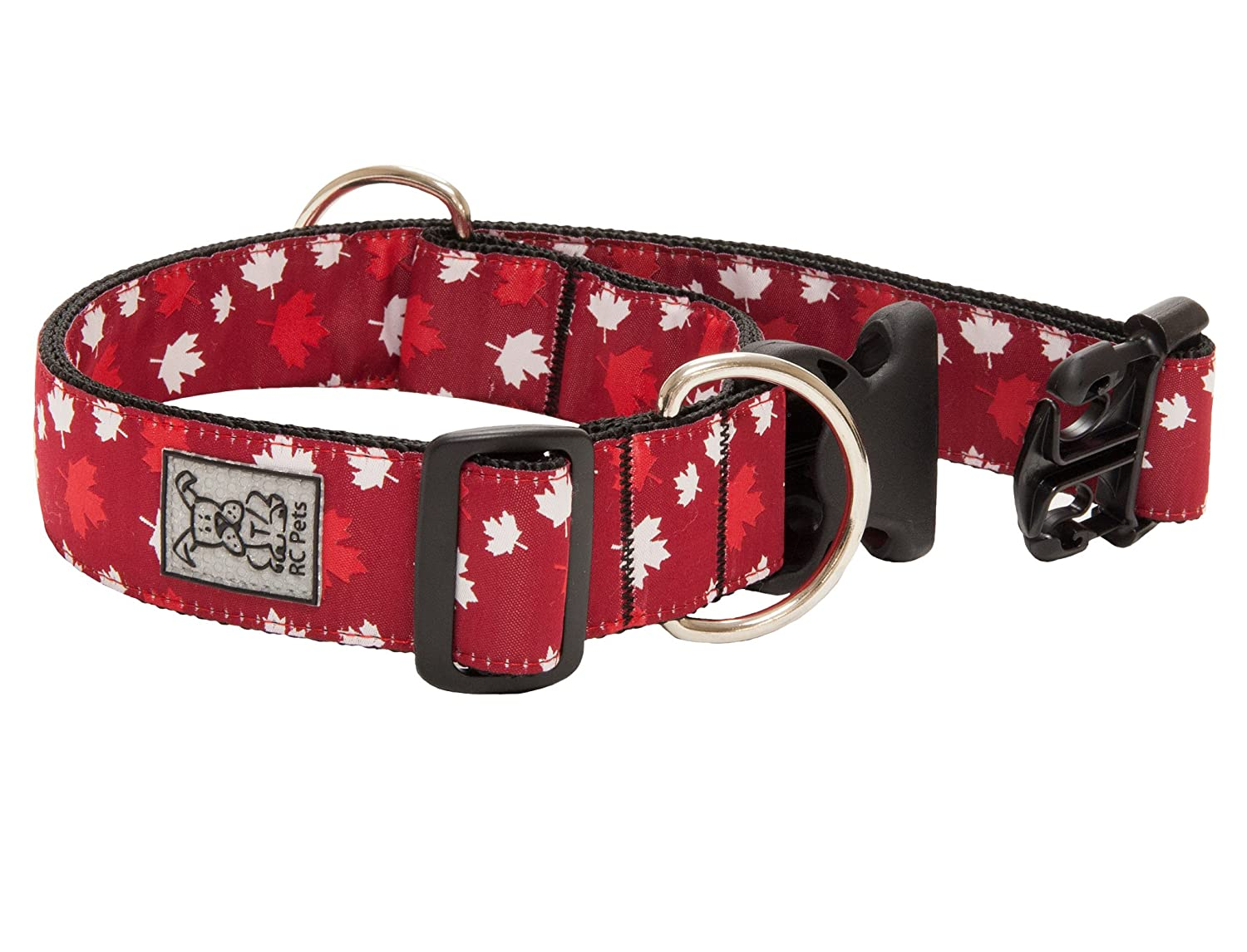 RC Pet Products 1 1 2  Safety Dog Clip Collar, X-Large, Canadiana