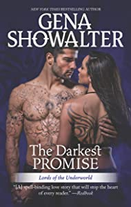 The Darkest Promise: A Dark, Demonic Paranormal Romance (Lords of the Underworld)