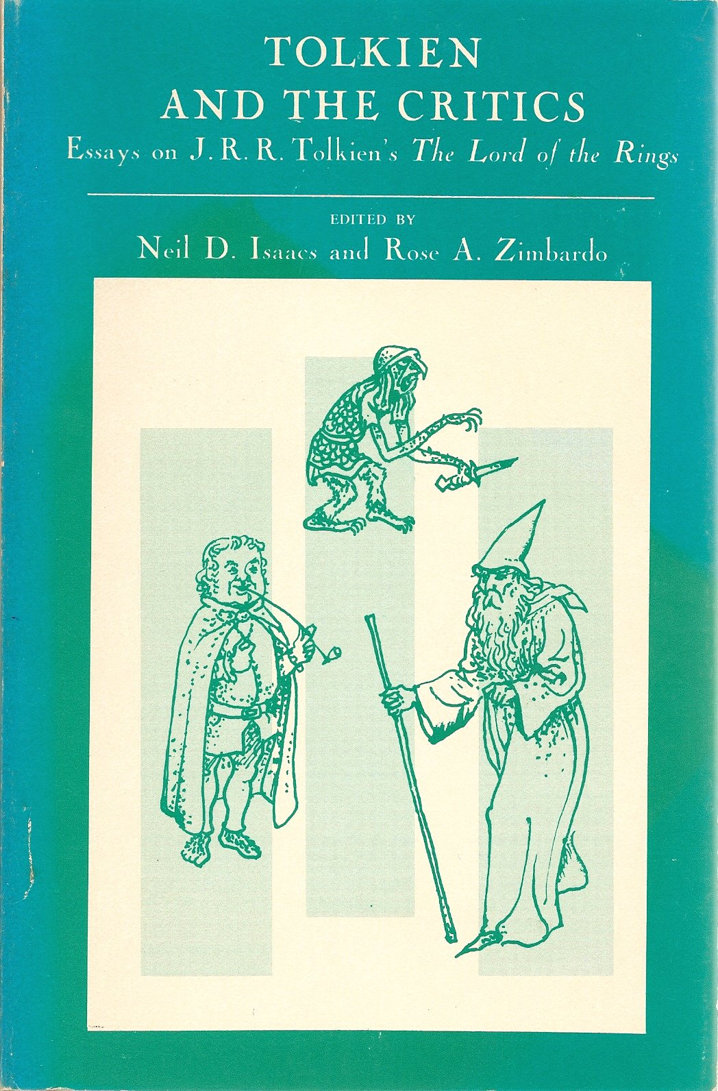 Critical essay on the hobbit