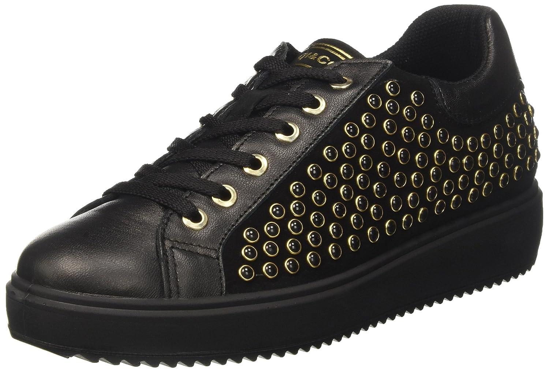 IGI&Co Dhn 8798 - Zapatos Brogue Mujer 37 EU|Negro