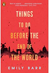 Things to do Before the End of the World Kindle Edition