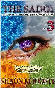 Sadgi: Book 3 of the Celenic Earth Chronicles