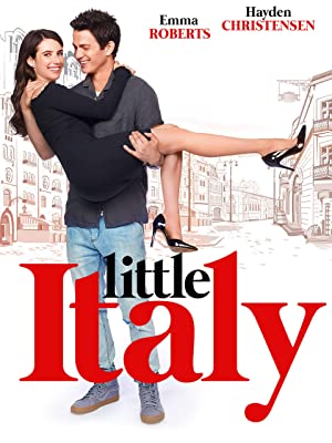Amazon.com: Little Italy: Emma Roberts, Hayden Christensen, Alyssa ...
