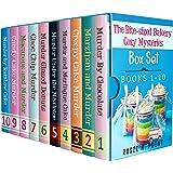 The Bite-sized Bakery Cozy Mysteries Box Set: Books 1-10 (Bite-sized Mystery Box Set Book 1)