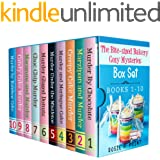 The Bite-sized Bakery Cozy Mysteries Box Set: Books 1-10