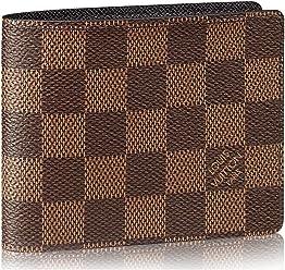 Louis Vuitton Damier Slender Wallet Article: N61208 Made in France