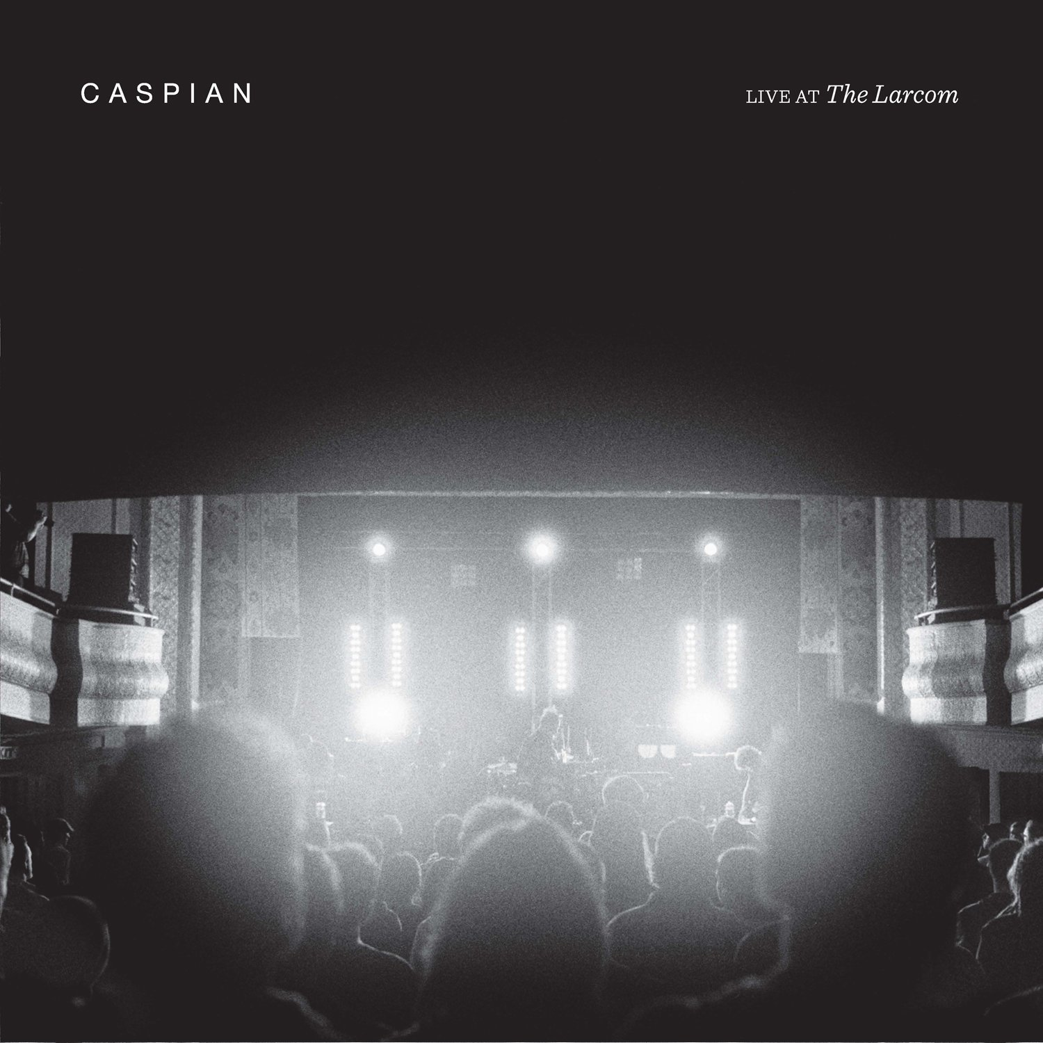 Blu-ray : Caspian - Caspian: Live at the Larcom (Blu-ray)