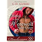 Mated To The Werewolf Next Door: Howls Romance (Maccon City Shifters Book 1)