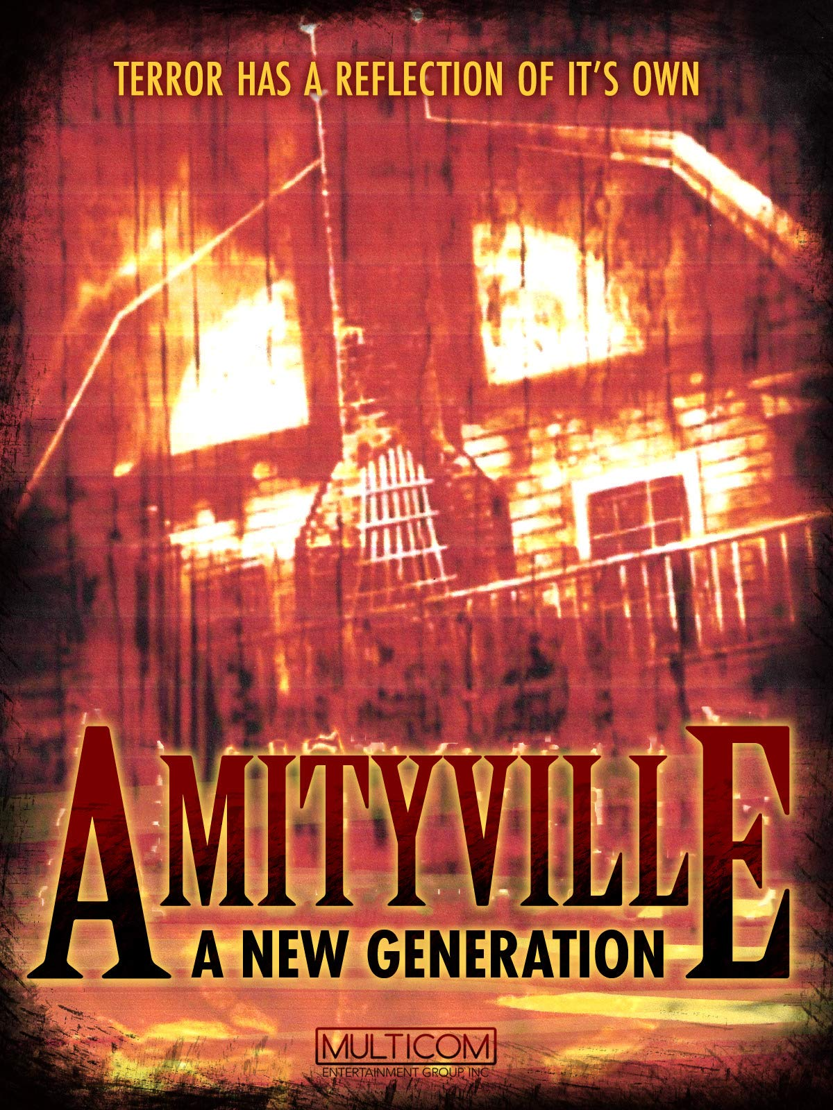 Amityville: A New Generation (4K Restored)