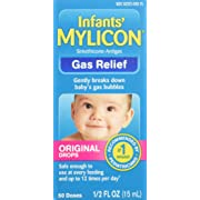 Mylicon Anti-Gas Relief Original Formula, 0.5 Fluid Ounce