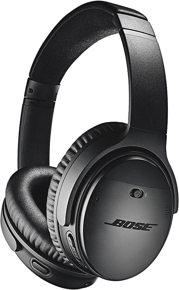 Bose QuietComfort 35 II - Audífonos inalámbricos, con Amazon Alexa integrada: Amazon.com.mx: Electrónicos