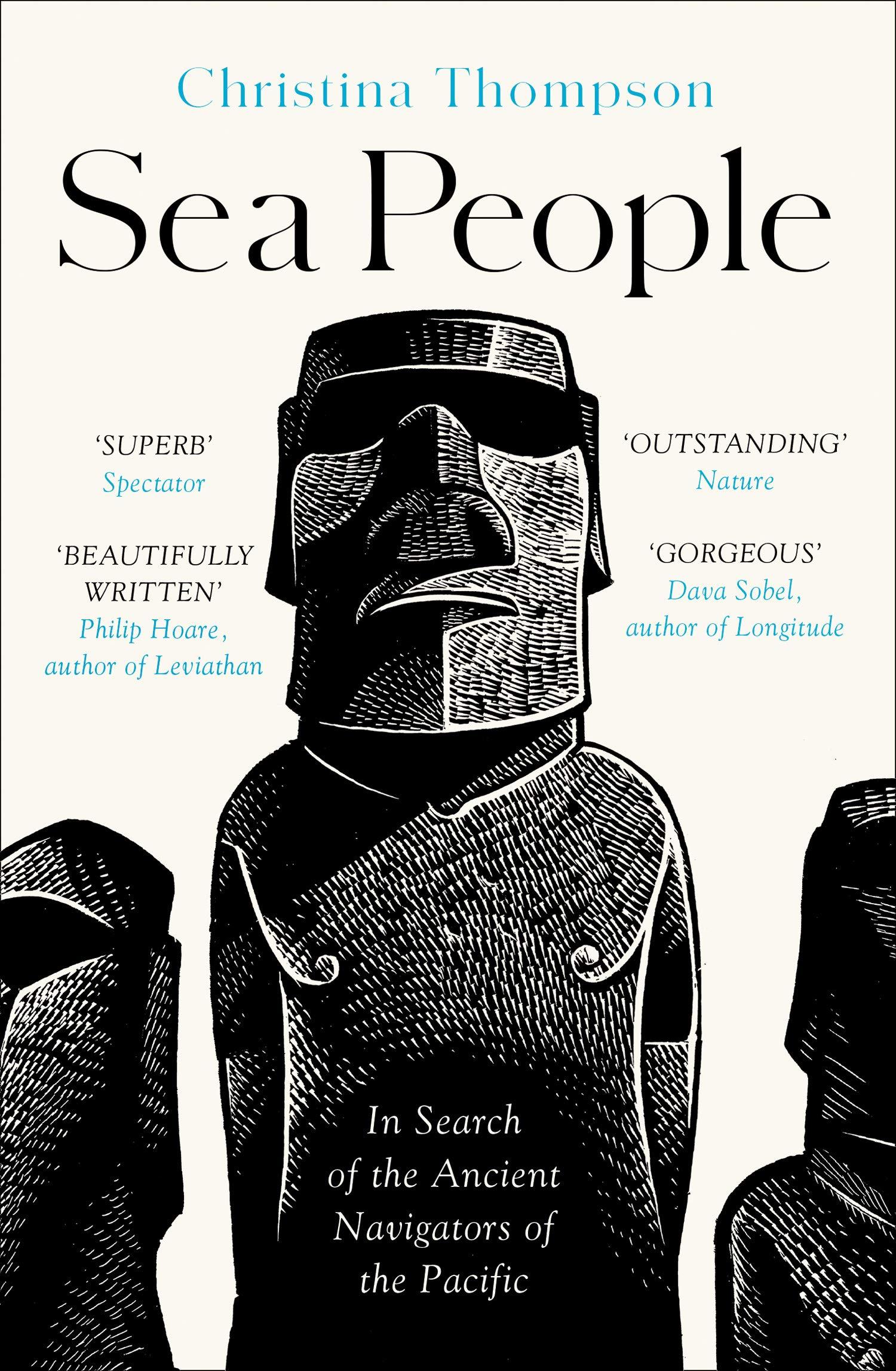 Обложка книги Sea People by Christina Thompson