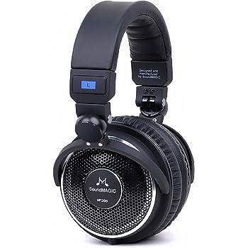 Amazon.com: SoundMAGIC HP200 Premium Full Size Open-Back