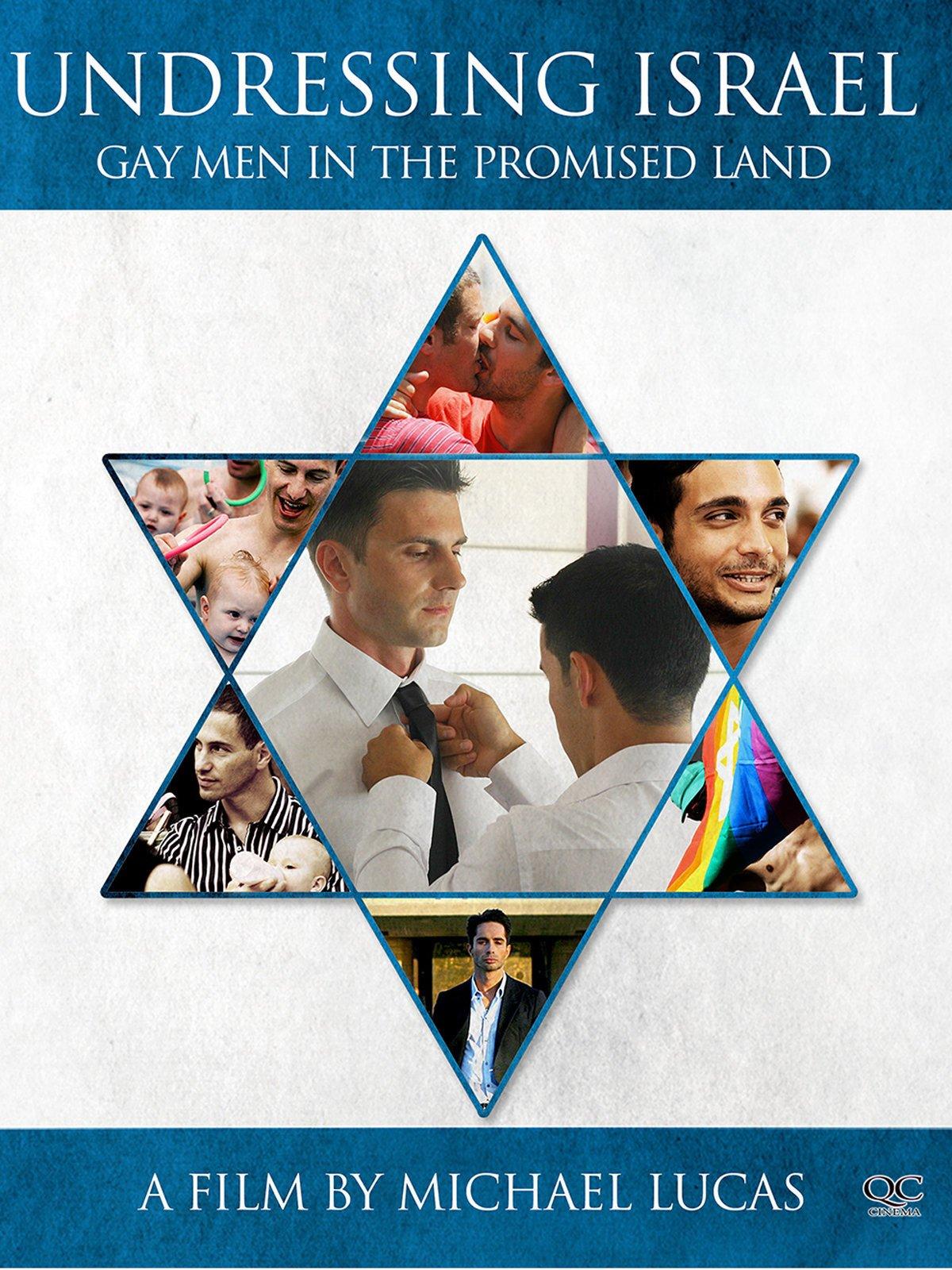 Undressing Israel on Amazon Prime Video UK