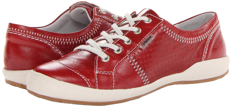 Josef Seibel Women's Caspian Fashion Sneaker US|Red B00F2ODBUU 40 BR/9-10 M US|Red Sneaker d2356c