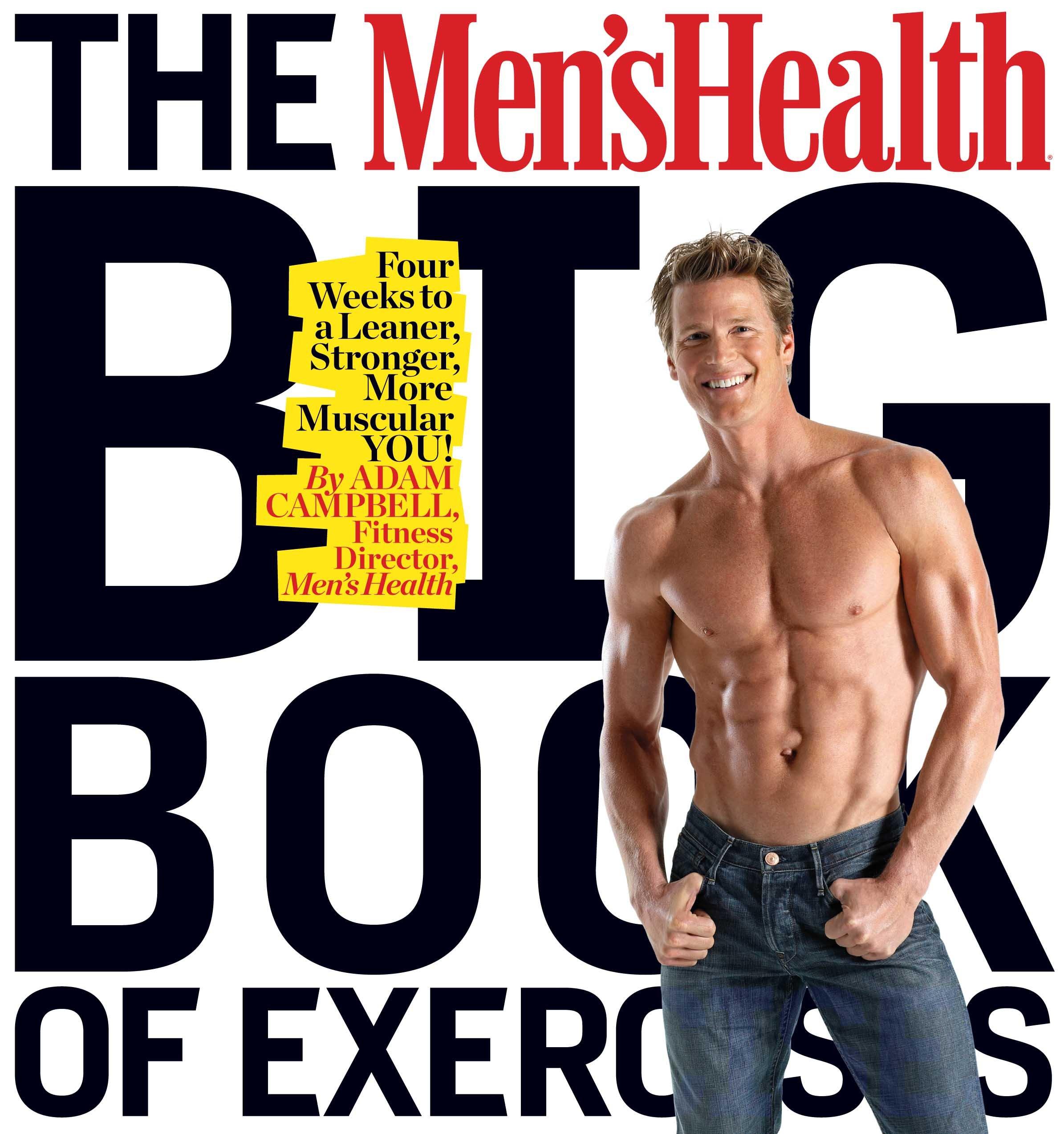 Mens Health Fitness UK Manual 2012